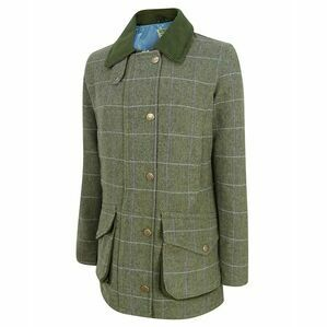 Hoggs Green Albany Ladies Lambswool Coat