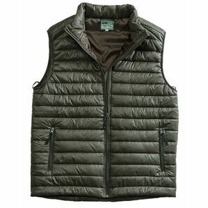 Hoggs Of Fife Craigmore Quilted Gilet - Khaki