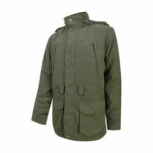 Hoggs of Fife Glenmore Lightweight Green Waterproof Shooting Jacket