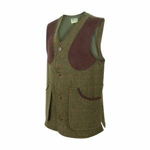 Hoggs of Fife Harewood Tweed Shooting Vest