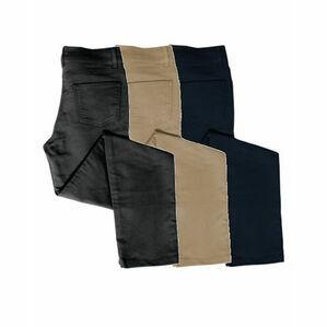 Hoggs of Fife Navy Ladies Moleskin Jeans