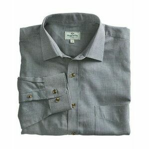 Hoggs Pure Cotton Pin Check Shirt