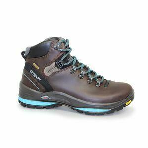 Grisport Brown Lady Glide Walking Boots CLG719BR