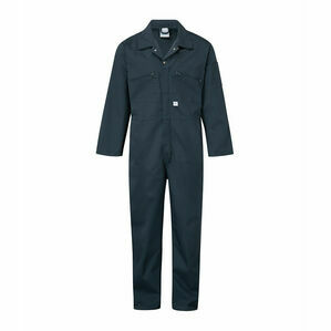 Blue Castle Zip Boiler Suit - Spruce Green 366