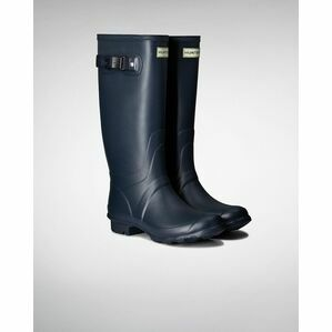 Huntress Women's Field Wellies - Navy Blue