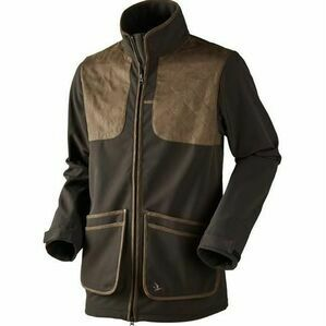 Winster Softshell Jacket - Back Coffee