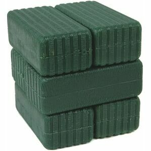 Britains Green Large Square Bales