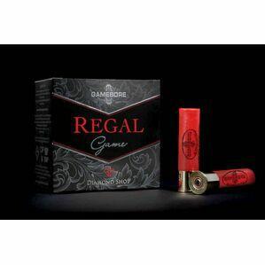 Gamebore 28G Regal Game 5/28 Plastic Wad Shotgun Cartridges