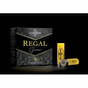Gamebore 20G Regal Game 5/28 Fibre Shotgun Cartridges