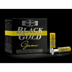 Gamebore 20G Black Gold Game 5/30 Fibre Shotgun Cartridges