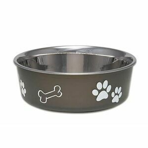 Bella Dog Bowl Espresso Brown