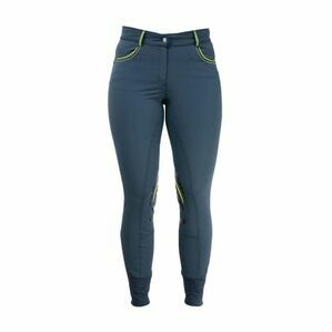 Hyfashion Women's Horse Riding Breeches Sportswear - Blue and Green