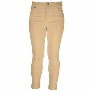HyPerformance Child\'s Horse Riding Jodhpurs - Beige Melton