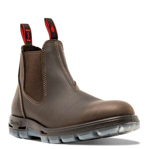 Redback Dealer Boots - Brown