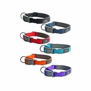 Miro & Makauri Padded Nylon Collar 1.5cm 25-30cm