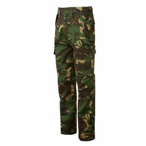 Blue Castle Camo Combat Trousers