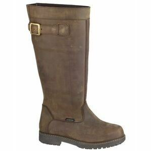 Cotswold York Men's Leather Country Boot Wellingtons