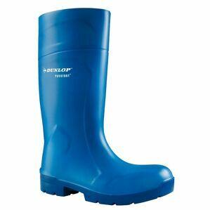 Dunlop CA61631 FoodPro Purofort Multigrip Safety Wellington Boots