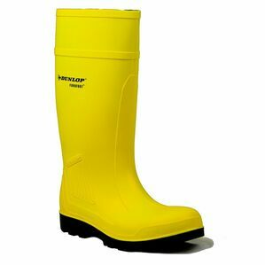 Dunlop Purofort Professional Full Safety Wellington Boots