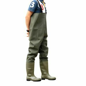 Dunlop Protomastor Full Safety Chest Waders (142VP.PT)