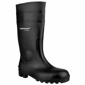 Dunlop Protomastor Full Safety Wellington Boots