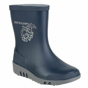 Dunlop Mini Elephant Kids Wellington Boots