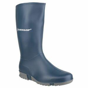 Dunlop Sport Kids Wellington Boots (Blue)