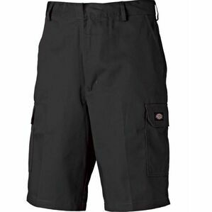 Dickies Redhawk Cargo Work Shorts - Black