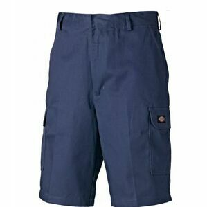 Dickies Redhawk Cargo Work Shorts - Navy Blue