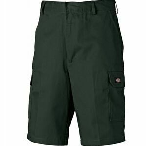 Dickies Redhawk Cargo Work Shorts - Olive Green