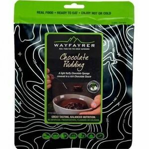 Wayfayrer Chocolate Pudding With Sauce