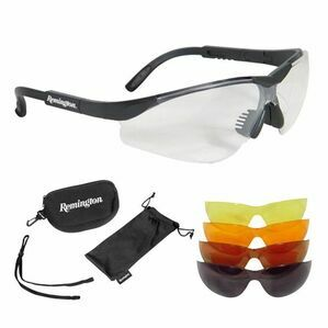 Remington T-85 Safety Glasses With 5 Lenses