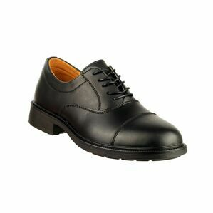 Amblers Chepstow Shoes (Black)