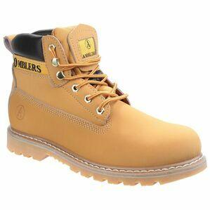 Amblers Tavistock Boots (Honey)