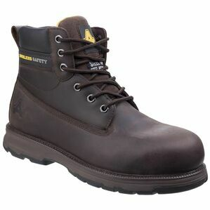 Amblers Safety AS170 Lightweight Full Grain Leather Safety Boots (Brown)
