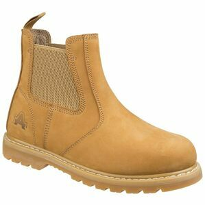 Amblers Safety AS175 Goodyear Welted Pull On Dealer Boots (Honey)