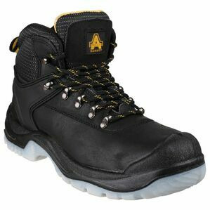 Amblers Safety FS199 Antistatic Lace Up Hiker Boots (Black)