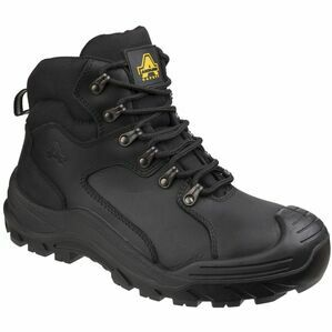 Amblers Safety AS202 Water Resistant Full Grain Leather Boots (Black)
