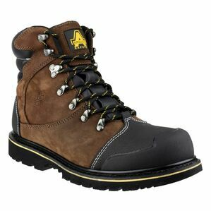 Amblers Safety FS227 Goodyear Welted Waterproof Boots (Brown)