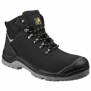 Amblers Safety AS252 Lightweight Water Resistant Boots (Black)