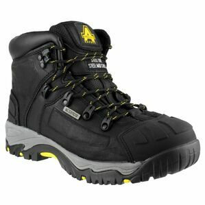 Amblers Safety FS32 Waterproof Safety Boots (Black)