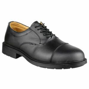 Amblers Safety FS43 Work Safety Shoes (Black)