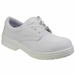 Amblers Safety FS51N Catering/Medical Shoes (White)