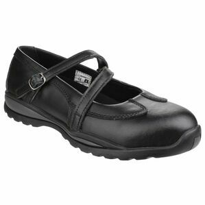 Amblers Safety FS55 Women's Safety Shoes (Black)