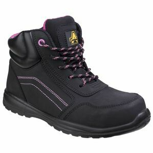 Amblers Safety AS601 Ladies Composite Safety Boots (Black)