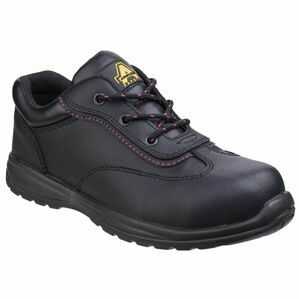 Amblers Safety AS602C Metal Free Ladies Safety Shoes (Black)