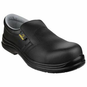 Amblers Safety FS661 Metal Free Lightweight Shoes (Black)
