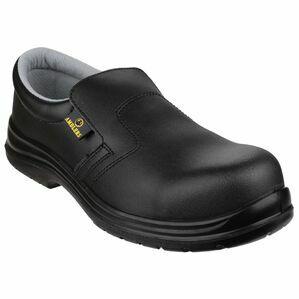 Amblers Safety FS661 Metal Free Lightweight Shoes (Black)