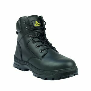Amblers Safety FS84 Antistatic Lace up Safety Boots (Black)