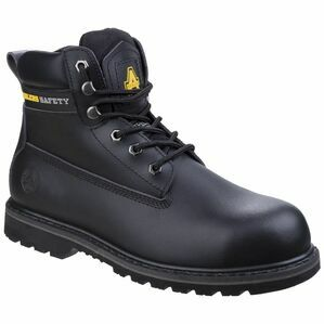 Amblers Safety FS9 Goodyear Welted Safety Boots (Black)